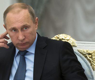 Nowe sankcje dotkną bogaczy otaczających Putina