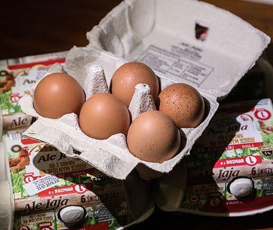 Jaja często są albo źle oznaczone, albo opakowania są tak zaprojektowane, by konsumenta wprowadzić w błąd.