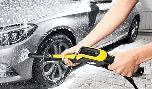 Jak działa myjka ciśnieniowa i co można nią wyczyścić?