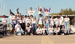 Młodzi żeglarze w kampanii #SportPrzeciwHomofobii