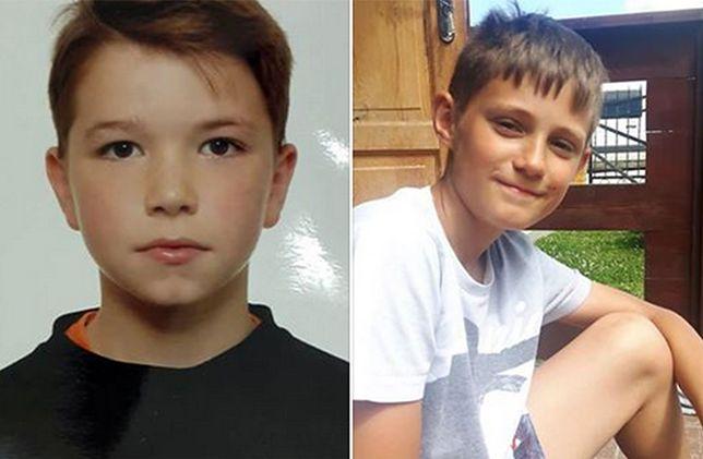 Rodziny proszą o kontakt osoby, które posiadają jakiekolwiek informacje o miejscu pobytu chłopców