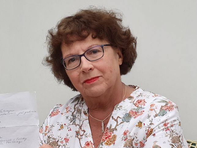 Pisarka Catherine Czerkawska szuka kuzynów z Polski