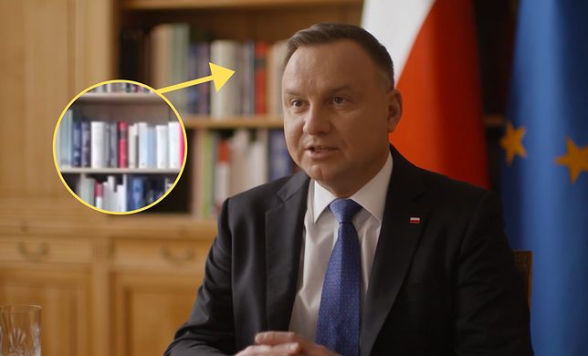 Prezydent Andrzej Duda podczas Szczytu Młodzieżowego online