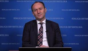 Pytania o majątek polityka PO. Marek Sowa tłumaczył się w programie WP