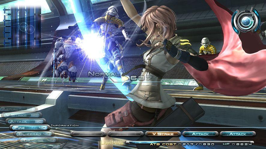 Final Fantasy XIII to nie jRPG, a Square Enix nie wyda dema na płycie