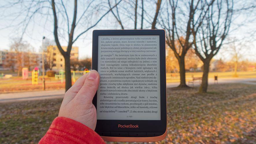 Legimi już działa na czytniku PocketBook Touch HD 3