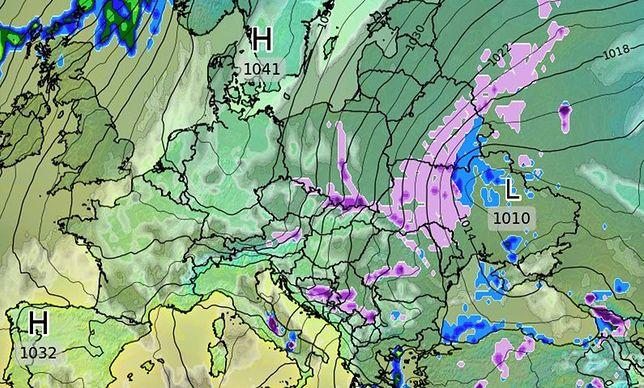 Pogoda zaskoczy na koniec roku. Ostrzeżenia IMGW i prognoza na sylwestra