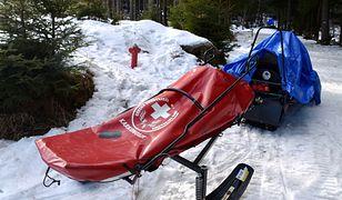 IMGW ostrzega przed gwałtowną wichurą. W górach nie działają wyciągi linowe