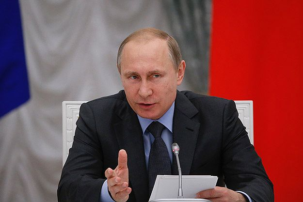 Putin: trzeba dokonać korekty strategii bezpieczeństwa narodowego