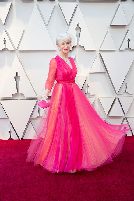 <enter caption here> attends the 91st Annual Academy Awards at Hollywood and Highland on February 24, 2019 in Hollywood, California.