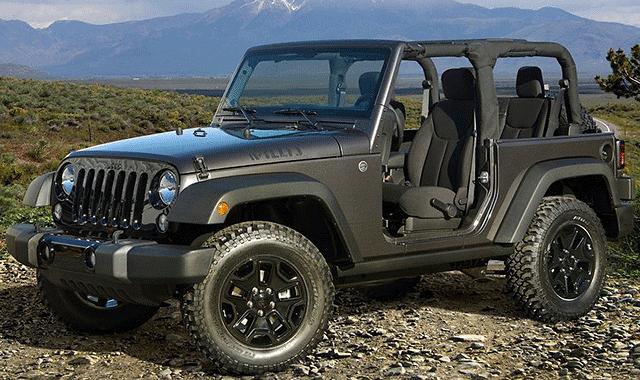 Elektryczny Jeep Wrangler. Sprawa przesądzona