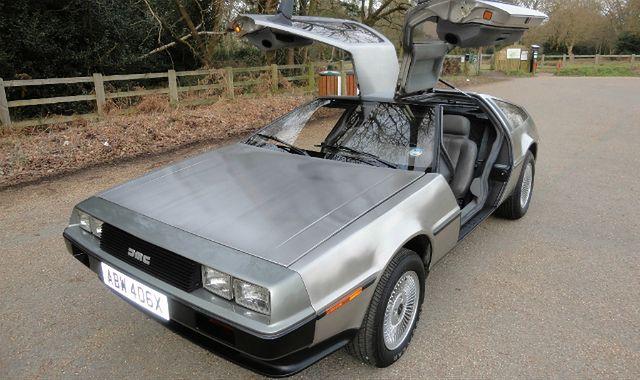 Będzie można wrócić do przeszłości - DeLorean ponownie w sprzedaży!