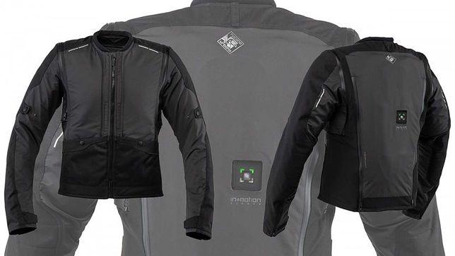 Kolejna kurtka z airbagami. Tucano Urbano przygotowało wszechstronny produkt