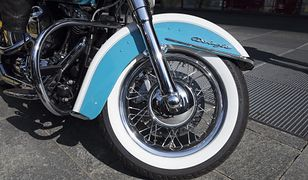 Gmole to częsty dodatek do klasycznych amerykańskich motocykli.