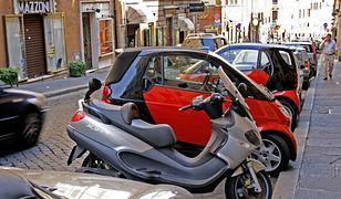 We Włoszech miejsca parkingowego szuka się pięściami