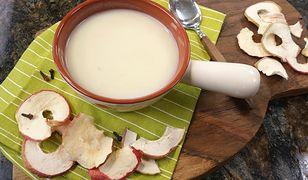 Zupa z jabłek i gruszek. Specjał Ewy Wachowicz