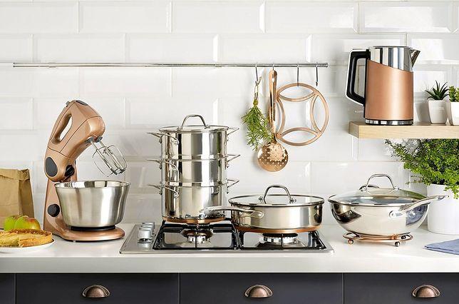 Akcesoria kuchenne są pomocne przy codziennym gotowaniu.