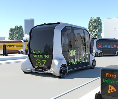 Autonomia samochodów może sprawić, że lawinowo spadnie liczba osób, które będą chciały posiadać własne auto. Lepiej będzie po prostu skorzystać z pojazdu, kiedy będziemy go potrzebować