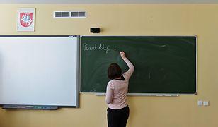 Nauczycielom grozi pięć lat więzienia