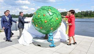 """""""Cool Globes Warsaw"""" - pomyśl ciepło o schłodzeniu planety"""