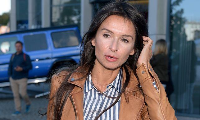 Marta Kaczyńska ma powody do zadowolenia.