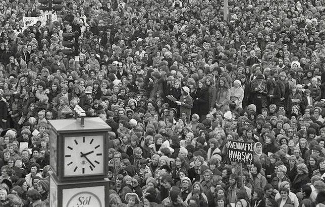 Jednego dnia kobiety sparaliżowały cały kraj. Teraz powtórzy się to w Polsce?