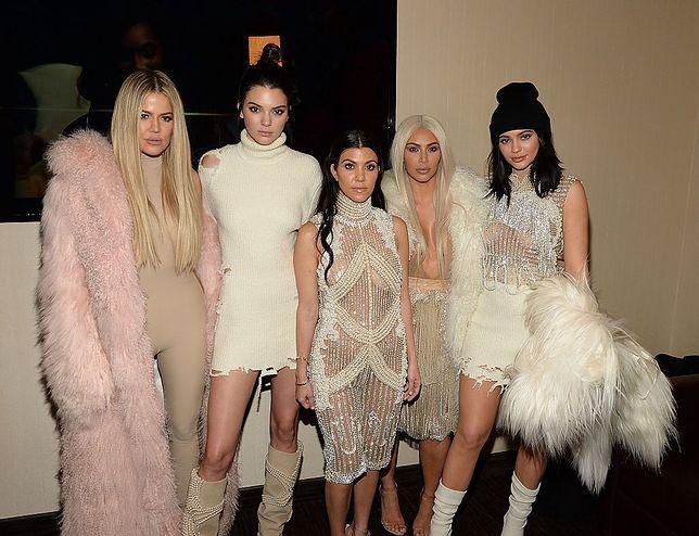 Siostry Jenner i Kardashian trzymają się razem