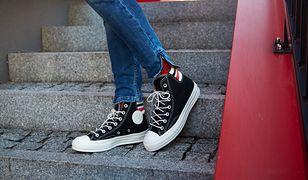 Kultowe buty. Trampki  Converse kupisz teraz do 119 zł taniej