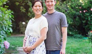 Żona Marka Zuckerberga w ciąży