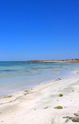 Krajobraz boskiej wyspy Djerba przyciąga turystów w trybie całorocznym
