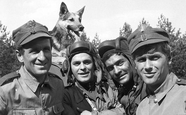 """""""Czterej pancerni i pies"""" trafili na antenę w 1966 r."""