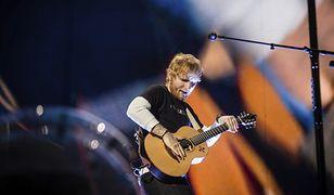 Ed Sheeran dał świetne show