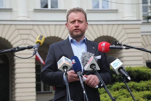 Wesele 2020. Łukasz Szumowski chce rekomendować zezwolenie na organizację mniejszych uroczystości