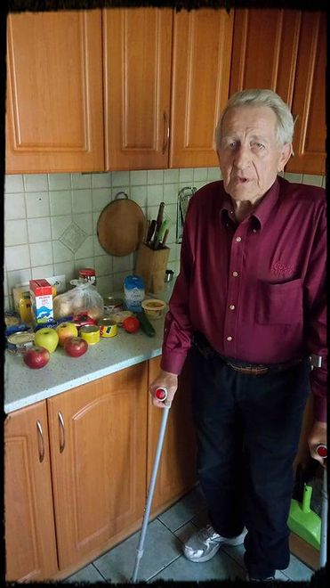 Schorowany 78-latek musi szukać nowego mieszkania