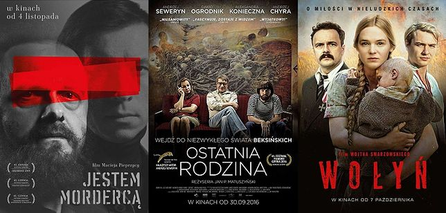 Nadlatują Orły 2017: Kto zwycięży podczas najważniejszej gali polskiego kina?