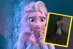 """Kupili lalkę z """"Krainy lodu"""" i pożałowali. Rodzina przerażona"""