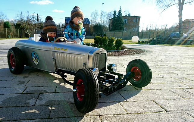 Hot Rod For Son