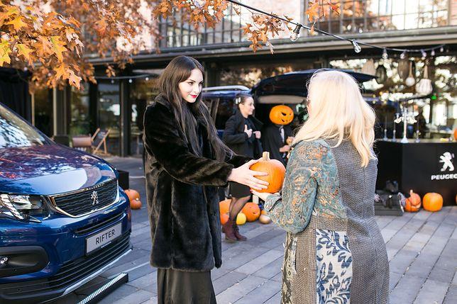 Niesamowita akcja Peugeota na Halloween!