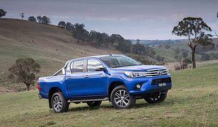 10. Toyota Hilux – 168 370 egzemplarzy