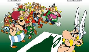 Asteriks Wróżbita, tom 19