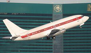 Janet to najbardziej tajna linia lotnicza świata