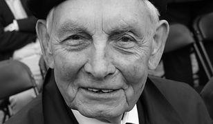 Nie żyje ppłk. Stanisław Oleksiak. Honorowy prezes Światowego Związku Żołnierzy AK zmarł w wieku 93 lat