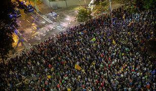 W nocy z poniedziałku na wtorek doszło do kolejnych starć w Barcelonie
