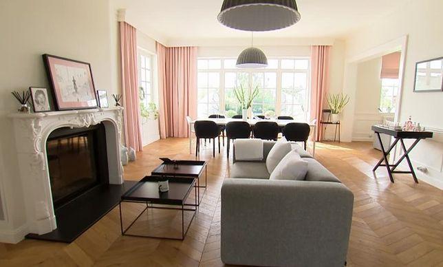 Idealny dom Iwony. Miks stylów i perfekcyjne wykończenie