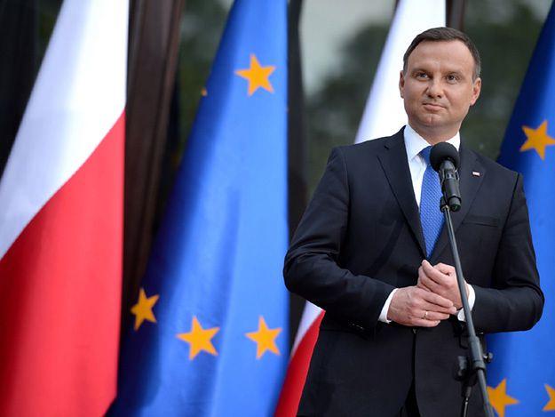 Prezydent Duda z wizytą w Estonii. Magierowski: będą rozmowy ws. Brexitu