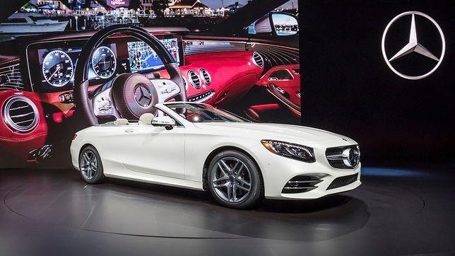 W segmencie premium w grudniu rządził Mercedes