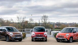 Fiat 500 to nie już nie tylko małe miejskie auto.