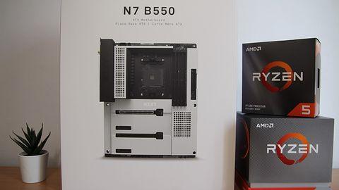 Czas na AMD, czyli test płyty N7 B550