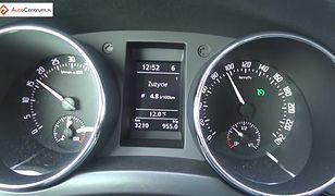 Skoda Yeti Outdoor 4X4 2.0 TDI 170 KM (MT) - pomiar spalania