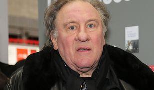 Gérard Depardieu miał zgwałcić 22-letnią aktorkę w jednym ze swoim domów
